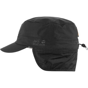 Jack Wolfskin Texapore Winter Calgary Cap black